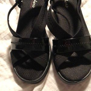 Skechers memory foam heels